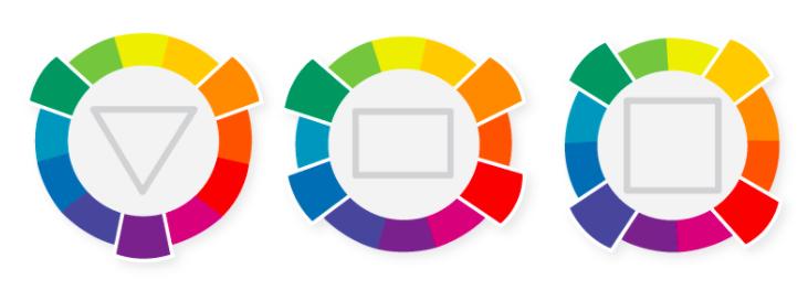 schemi dei colori marketing - Agenzia Perdonà